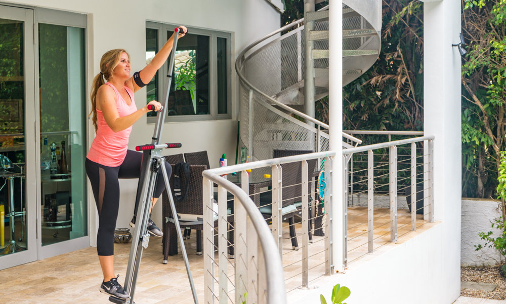 Discover how the MaxiClimber Classic can work for you